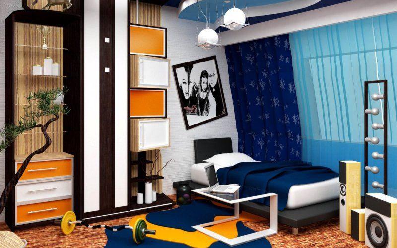 Как оформить комнату для подростка