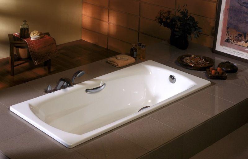 Какую ванну выбрать: чугунную, акриловую или стальную