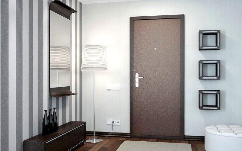 Какую входную дверь выбрать фото