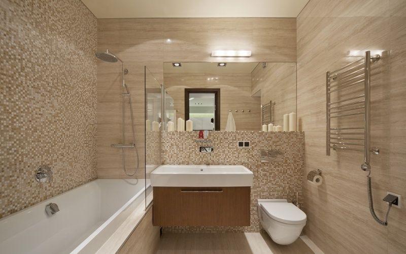 Выбираем вид потолка для ванной
