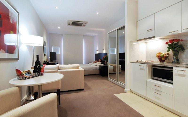 Планировка квартиры-студии: фото интерьеров