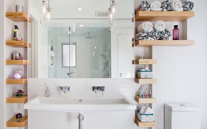Как сделать шкаф для ванной комнаты своими руками