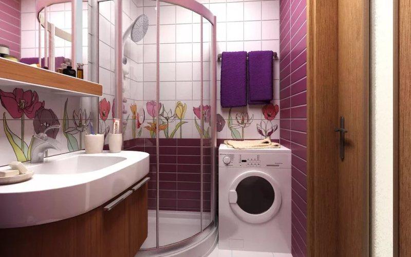 Дизайн ванной комнаты в хрущевке - Ванна или душевая кабина
