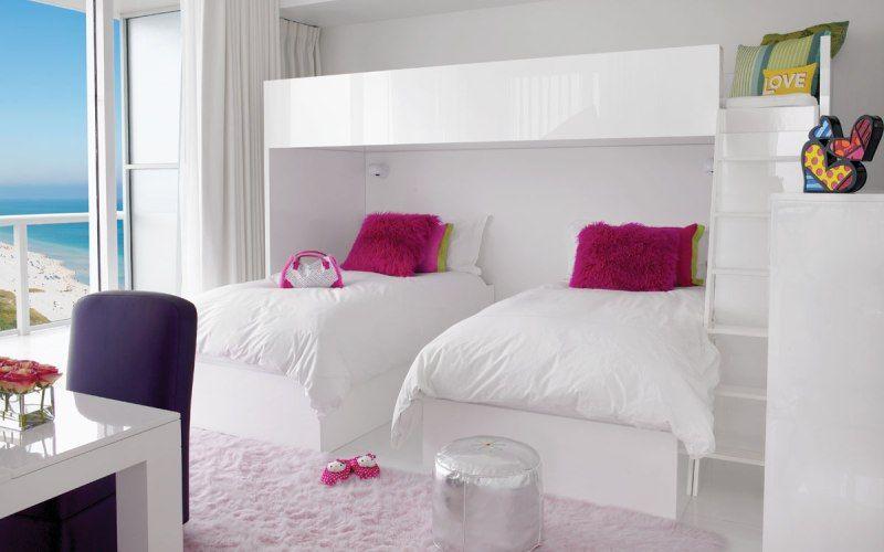 Белая комната для детей фото
