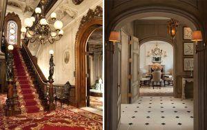 Роскошный викторианский интерьер: особенности дизайна - Галерея