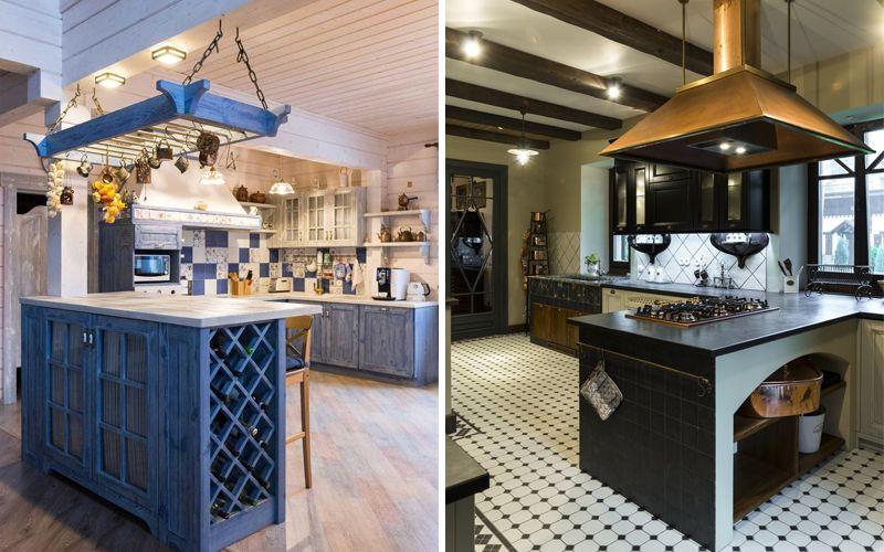 Кухонный остров - как правильно организовать дополнительную рабочую поверхность на кухне