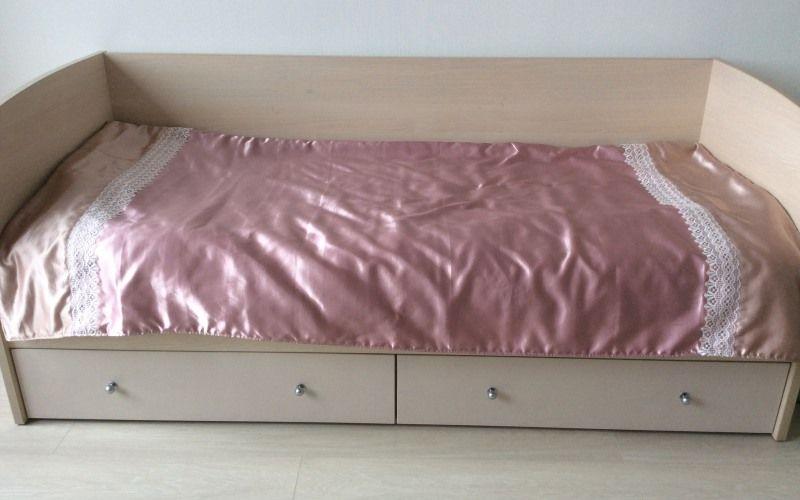 Как своими руками сделать односпальную кровать фото 630