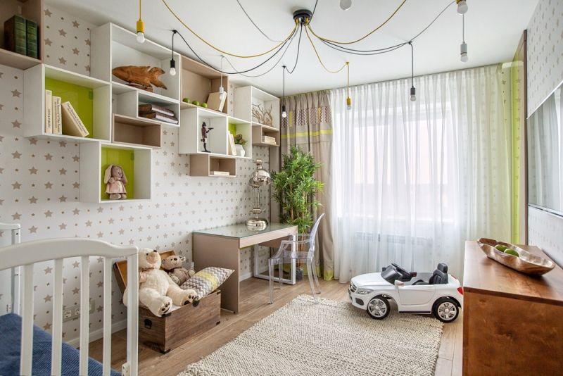 Детская комната в двушке