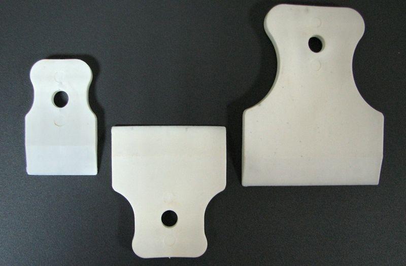 Резиновые шпатели, фото