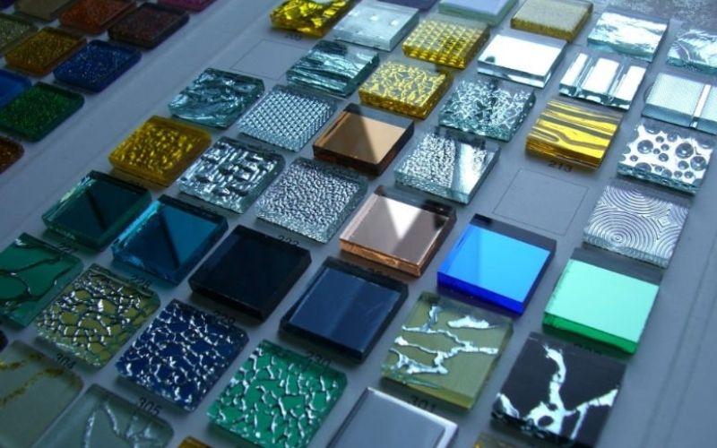 Мозаика из муранского стекла, фото