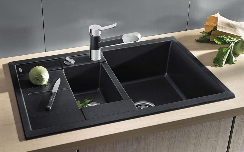 Как выбрать удобную и практичную мойку для кухни