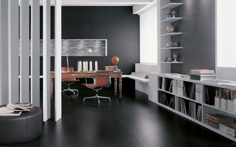Рабочий кабинет в стиле конструктивизм