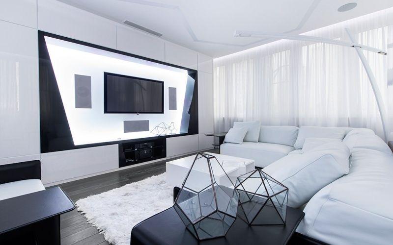 Стиль конструктивизм в интерьере квартиры - Мебель