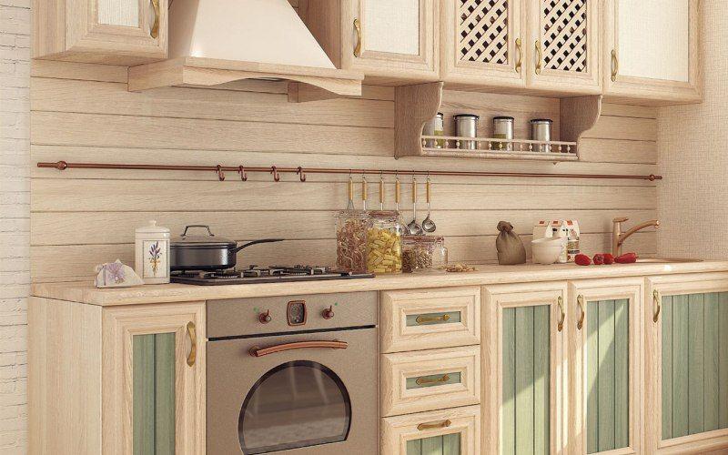 Кухня в стиле кантри: отделка, мебель, декор