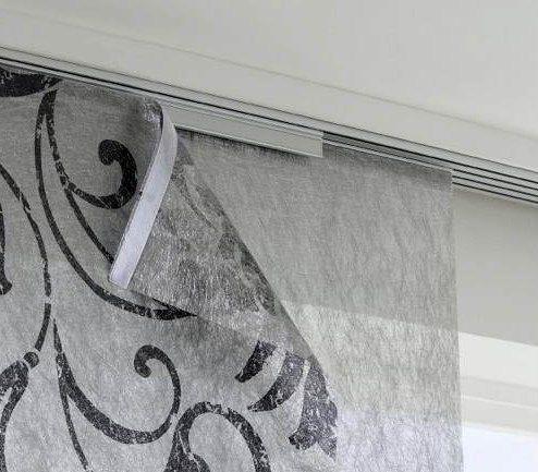 Выбираем ткань для японских штор