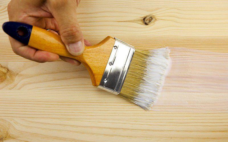 Перекрашиваем ламинированную мебель своими руками - этапы работы