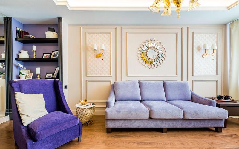 Какую мебель поставить в гостиную в хрущевке