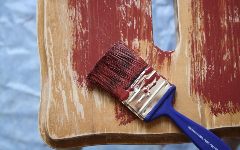 Как перекрасить ламинированную мебель своими руками