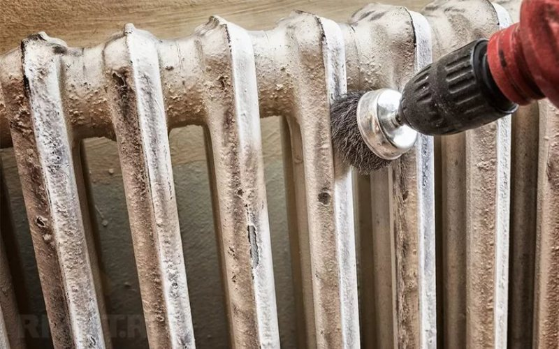 Как покрасить радиаторы отопления самостоятельно