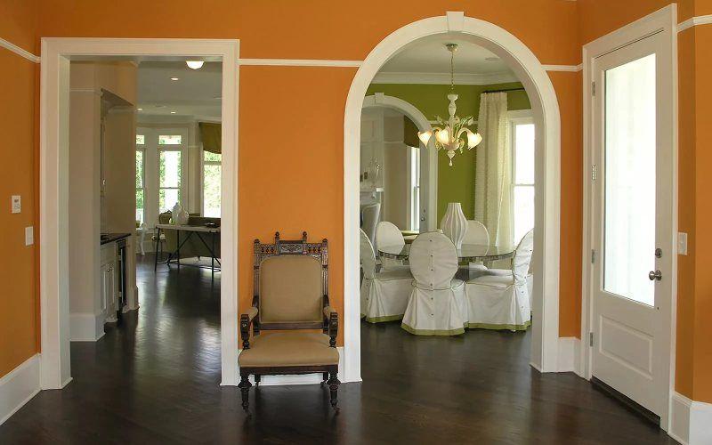 Как оформить дверной проем - Зачем отказываться от дверей