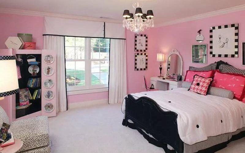 Выбираем цвет для спальни — Розовый отдых