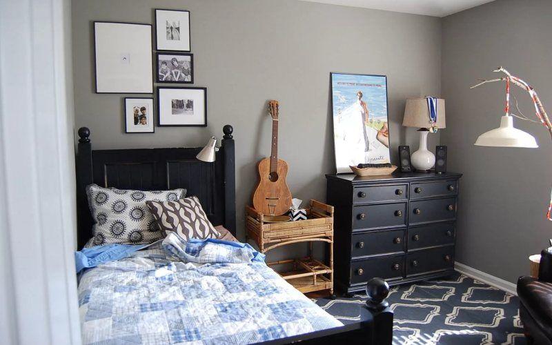 Интересные фото интерьеров детских комнат для мальчика