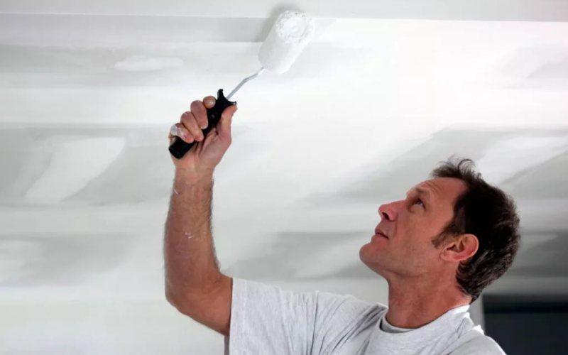 Какую краску для потолка выбрать: советы