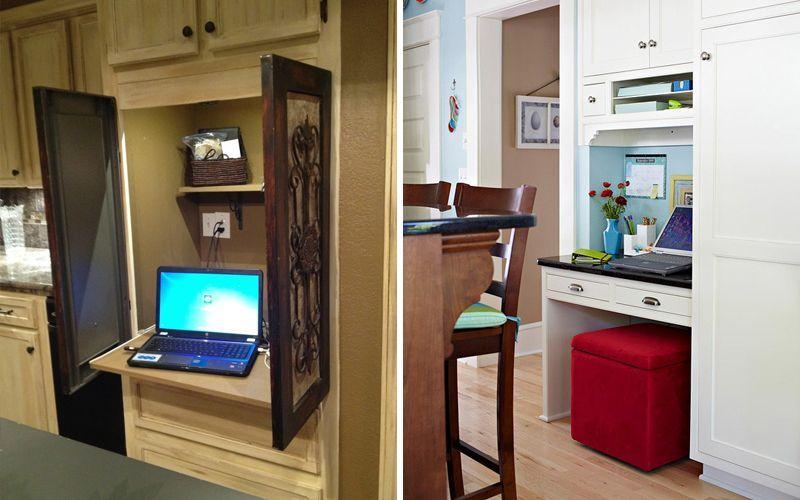 Как разместить компьютер на кухне – какие варианты