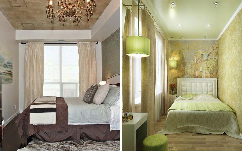 Дизайн и оформление вытянутой спальни - создаём комфортное и красивое пространство