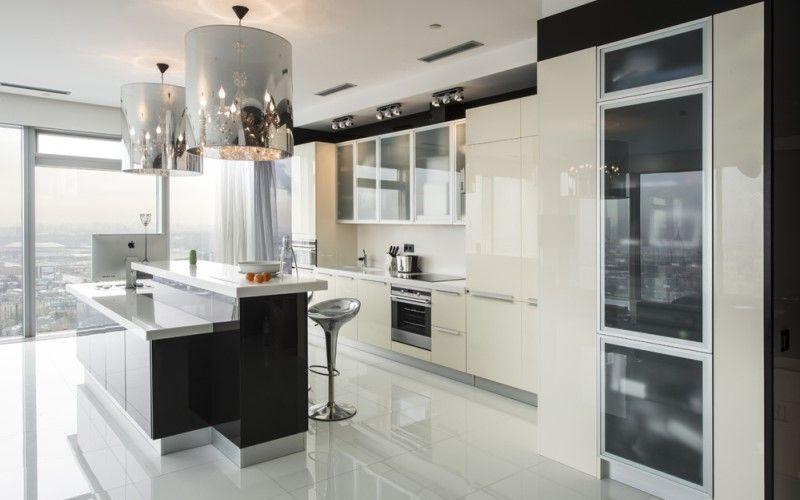 Кухонный остров - как правильно организовать дополнительную рабочую поверхность на кухне (50 фотоидей)