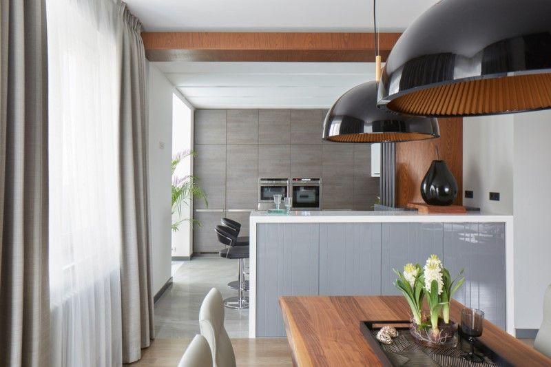Кухонный остров: преимущества и недостатки