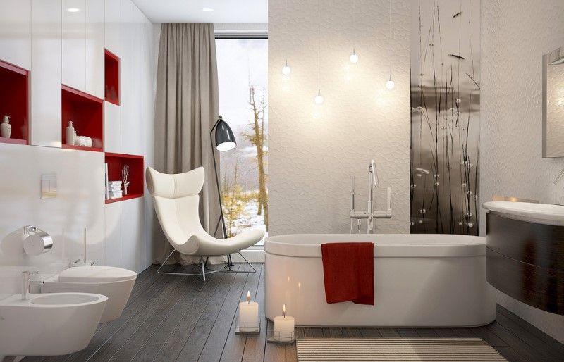 Мебель и сантехника в ванной 2018