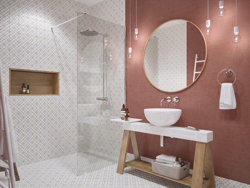 Выбираем цвет для ванной 2018