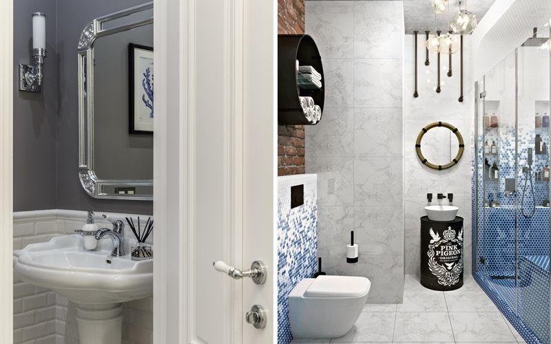 Дизайн ванной комнат 2018