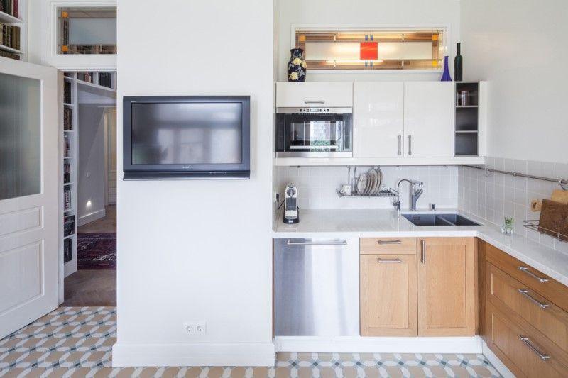 Какой цвет для кухни выбрать в 2018 году - Белые кухни