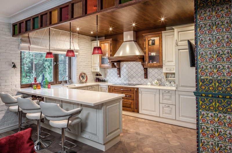 Кухня 2018 - какой стиль выбрать