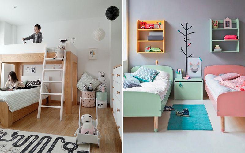 Преимущества проживания двух детей в одной комнате