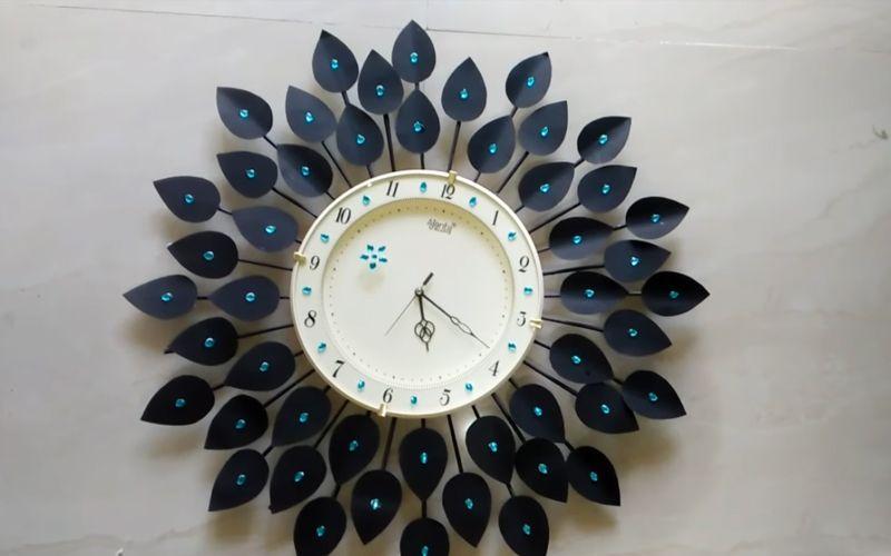 Декор настенных часов