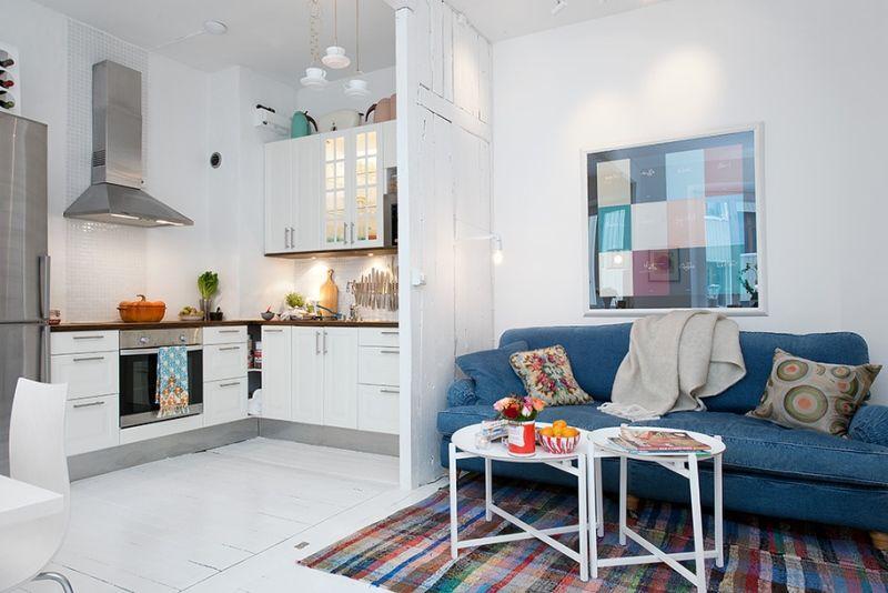 Кухня-гостиная: особенности объединения + 60 фото интерьеров