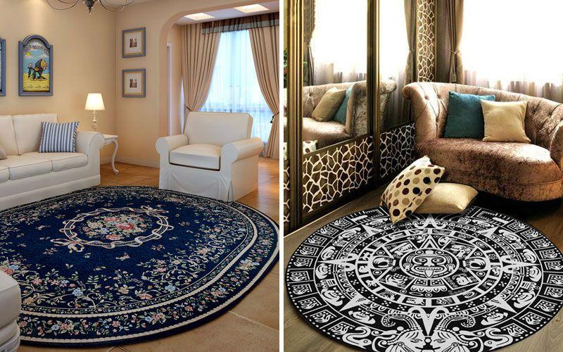 Как выбрать ковер на пол в гостиную или зал: виды, материал, дизайн