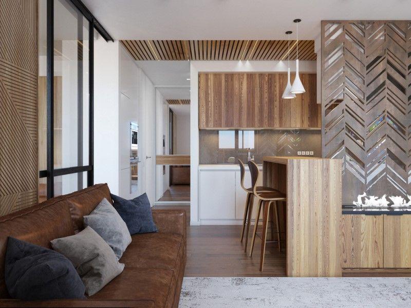 Интерьер квартиры 40 метров