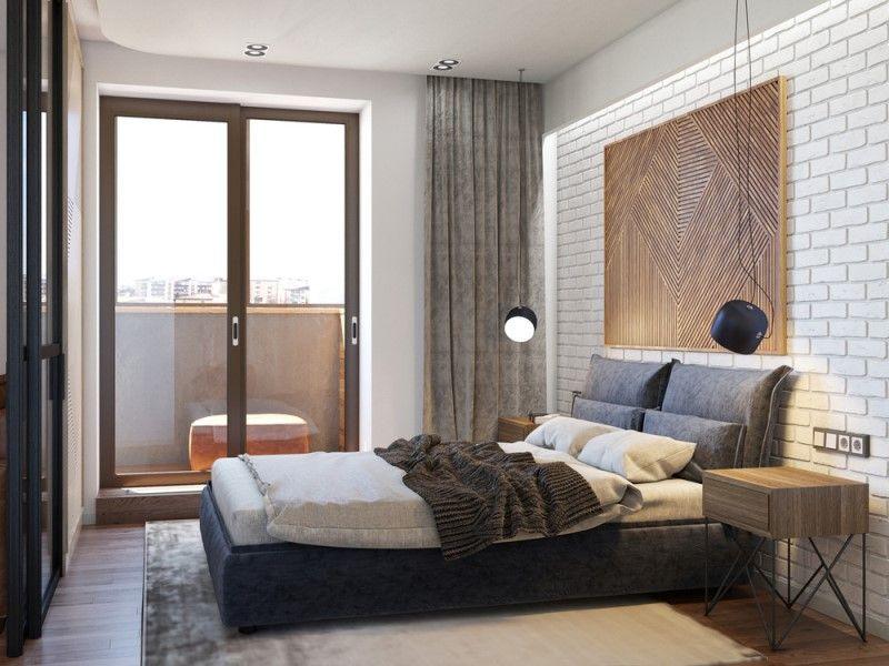 Интерьер двухкомнатной квартиры 40 метров