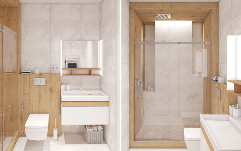 Дизайн квартиры 40 квадратных метров 2 комнаты