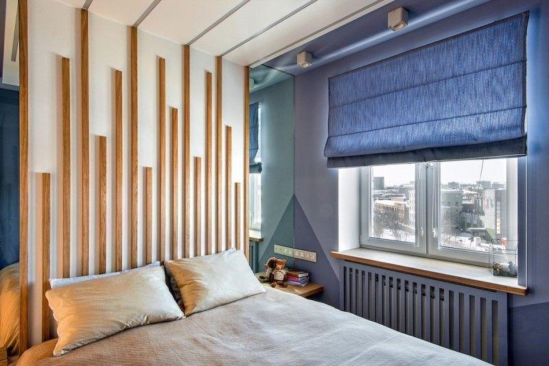 Квартира 40 метров в скандинавском стиле