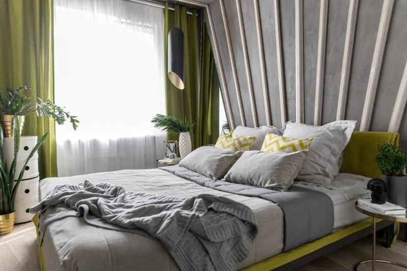 Планировка двухкомнатной квартиры 42 метра