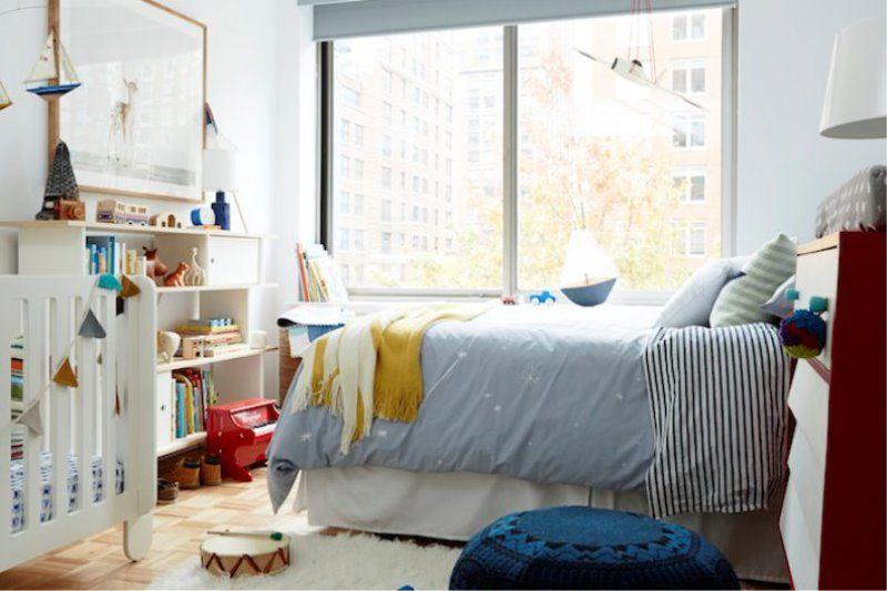 Спальня родителей и ребенка