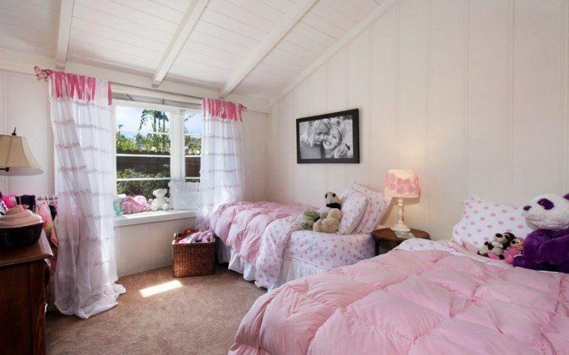 Спальня для ребенка с родителями