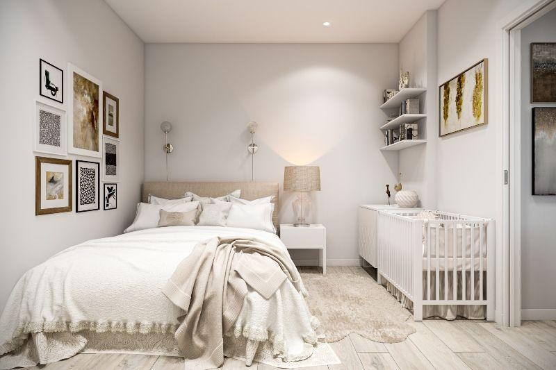 Спальня ребенка и родителей