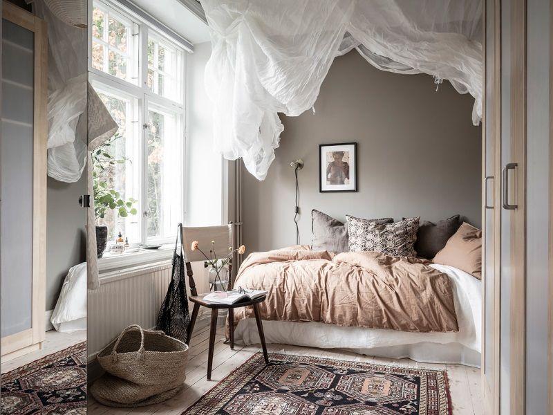 Двухкомнатная квартира 46 м. в Швеции