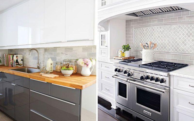 Как красиво выложить плитку на фартуке в кухне: варианты раскладки